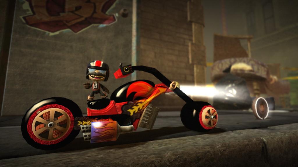LittleBigPlanet PS3 Editeur 061