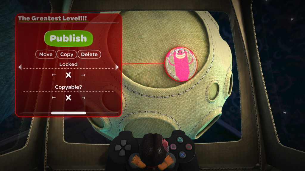 LittleBigPlanet PS3 Editeur 063