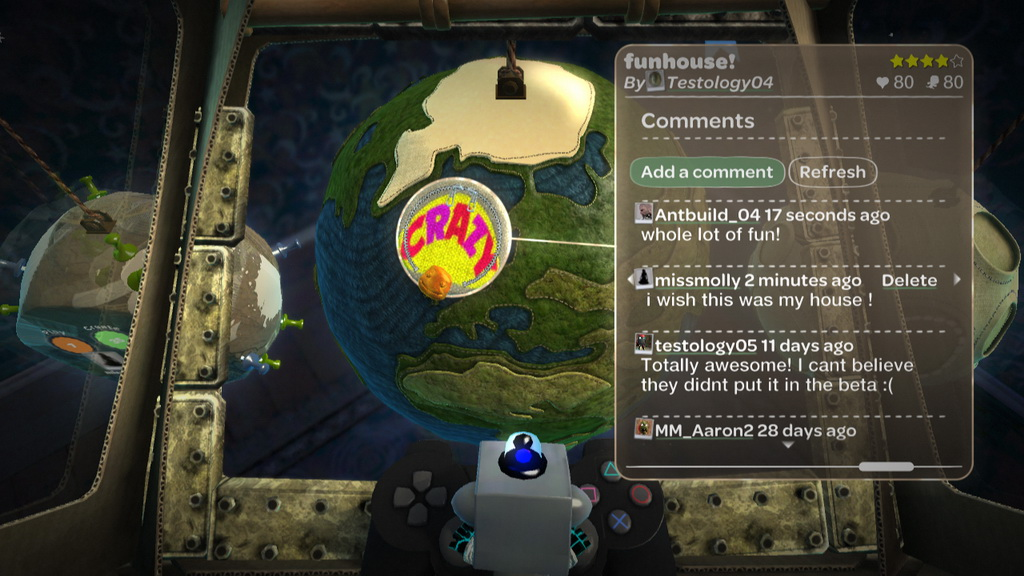 LittleBigPlanet PS3 Editeur 064