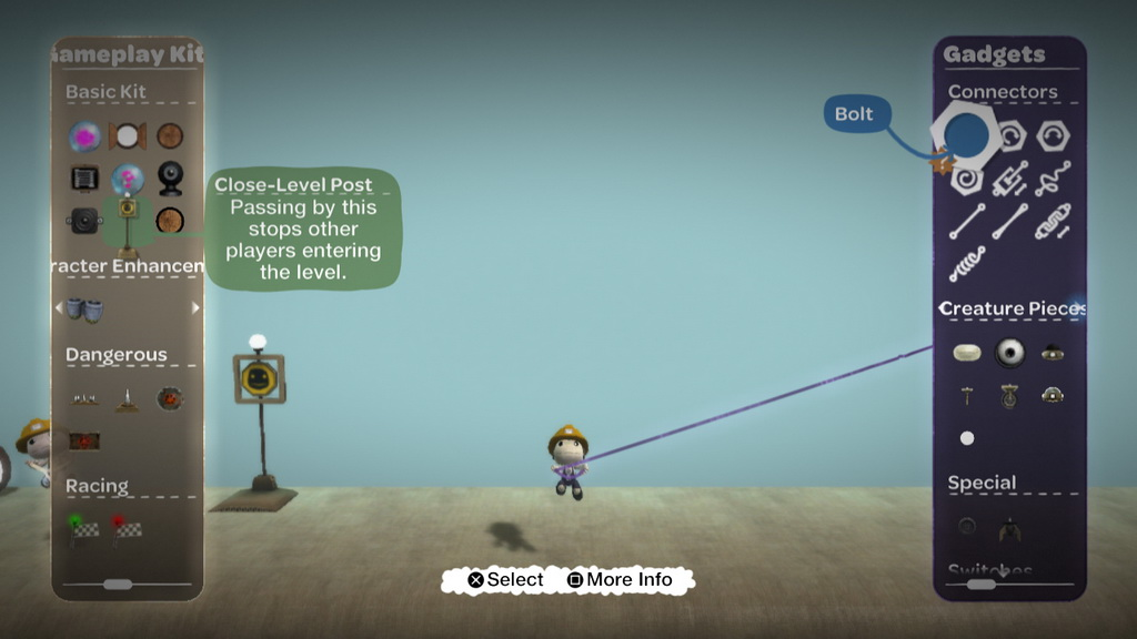 LittleBigPlanet PS3 Editeur 071