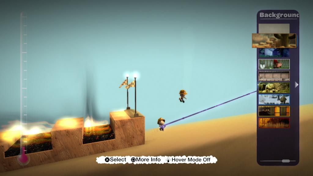 LittleBigPlanet PS3 Editeur 079