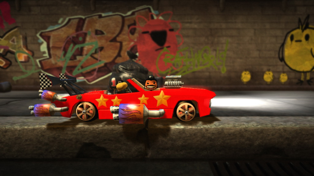 LittleBigPlanet PS3 Editeur 084