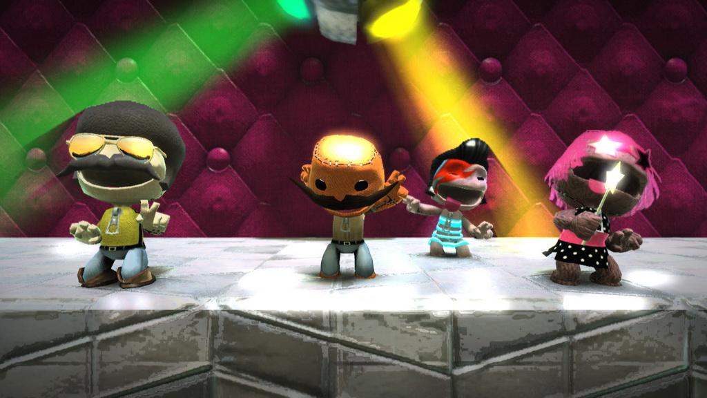 LittleBigPlanet PS3 Editeur 087
