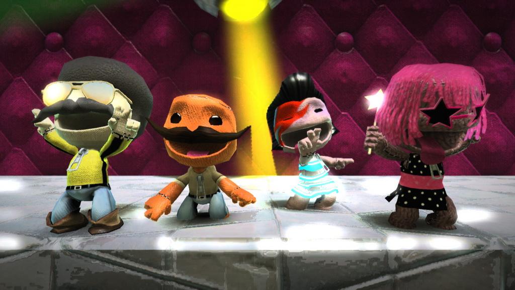 LittleBigPlanet PS3 Editeur 088