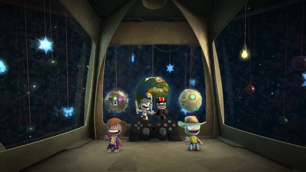 LittleBigPlanet PS3 Editeur 094