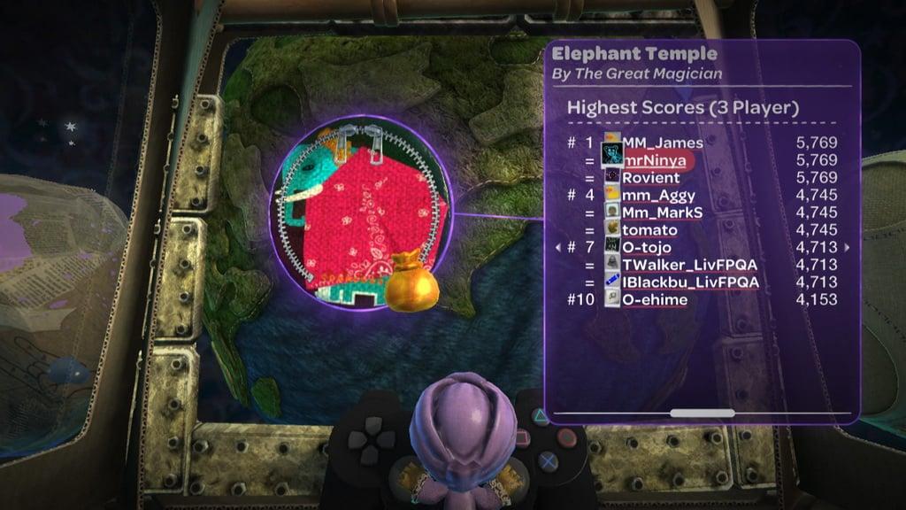 LittleBigPlanet PS3 Editeur 095