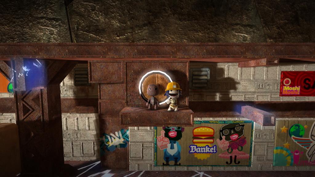 LittleBigPlanet PS3 Editeur 112