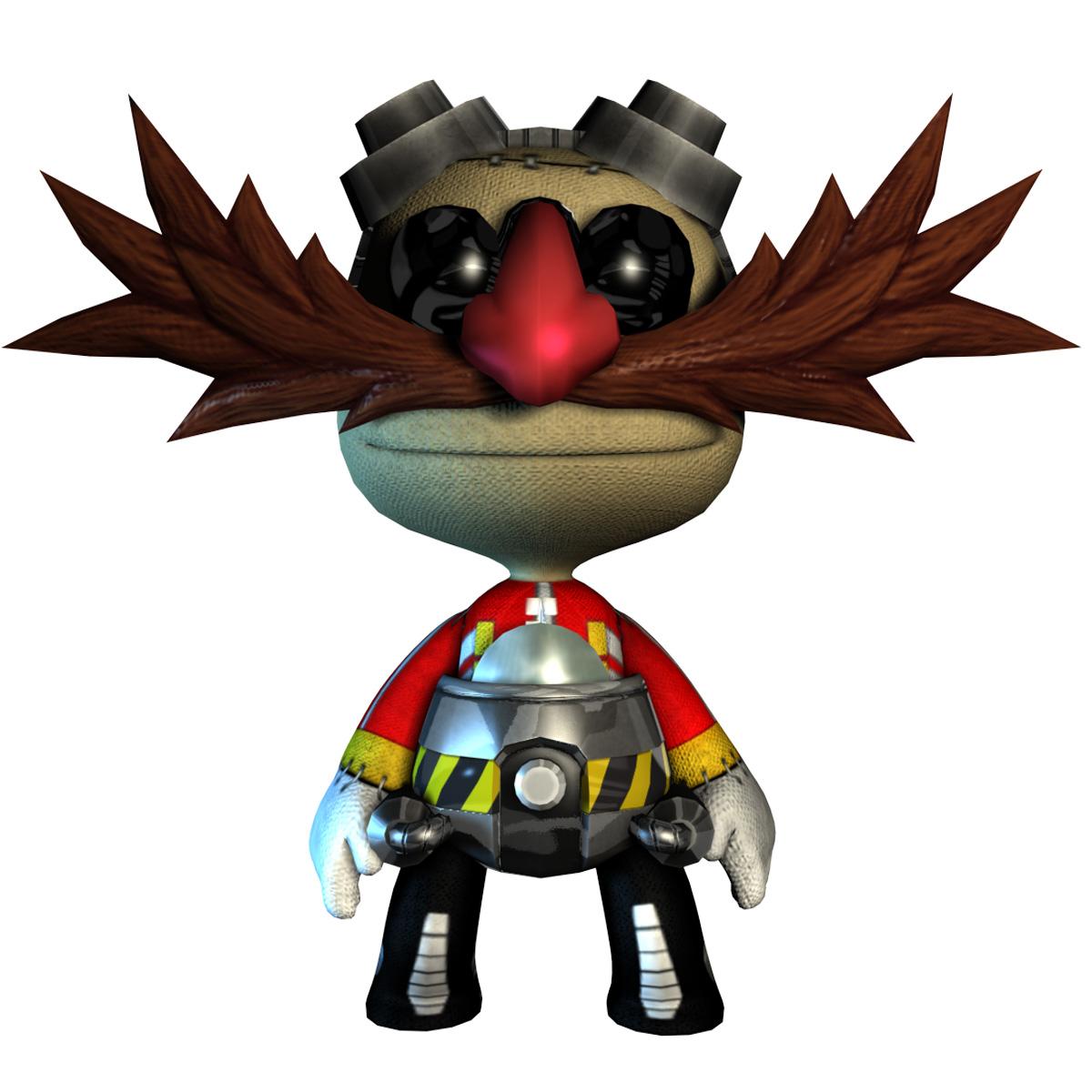 LittleBigPlanet PS3 Sonic 001