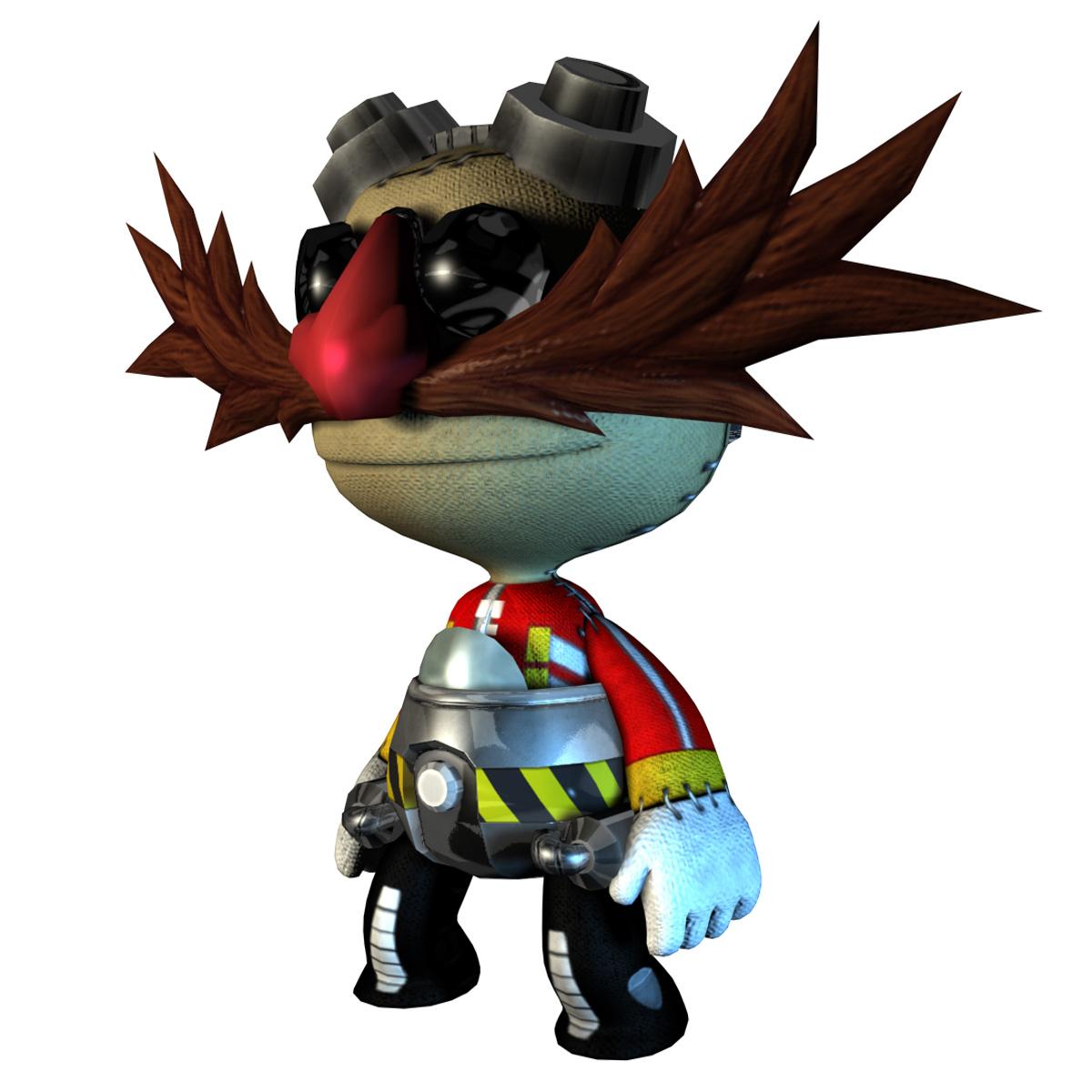 LittleBigPlanet PS3 Sonic 002