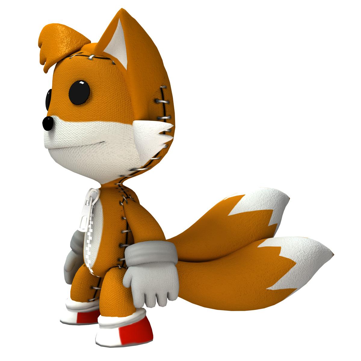 LittleBigPlanet PS3 Sonic 010