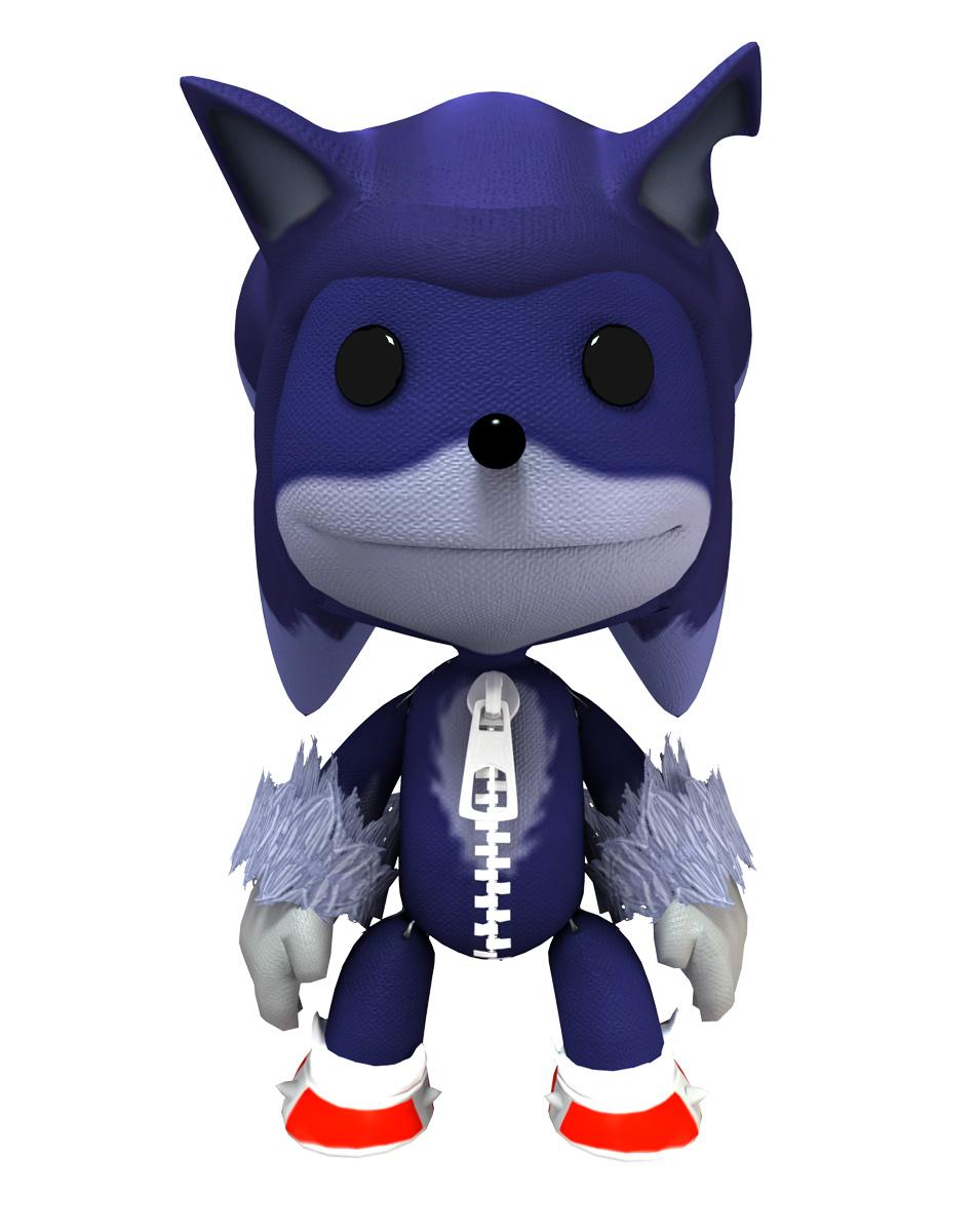 LittleBigPlanet PS3 Sonic 011