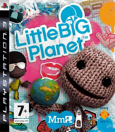 LittleBigPlanet PS3 jaquette001