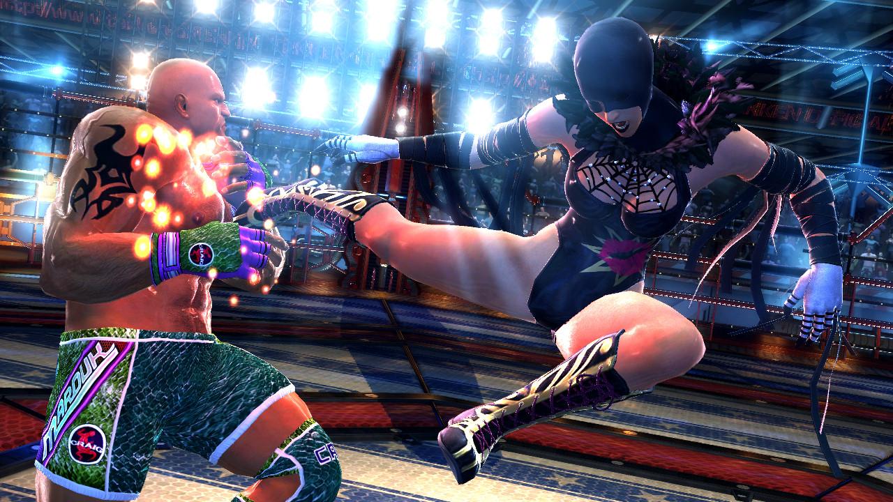 TekkenTagTournament2 Multi Editeur 113