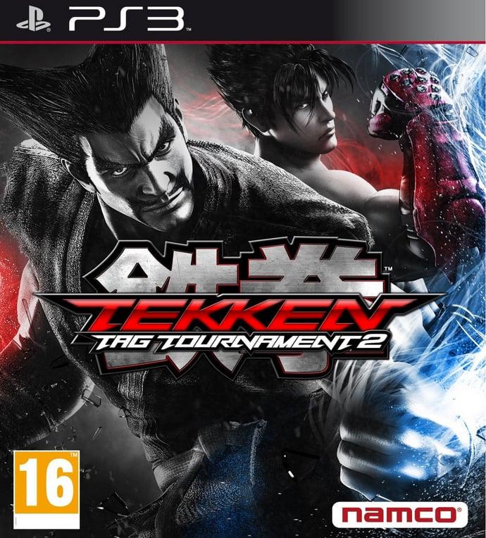 TekkenTagTournament2 PS3 Jaquette 001