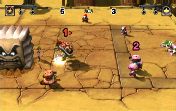 mariostrikercharged Wii editeur 002