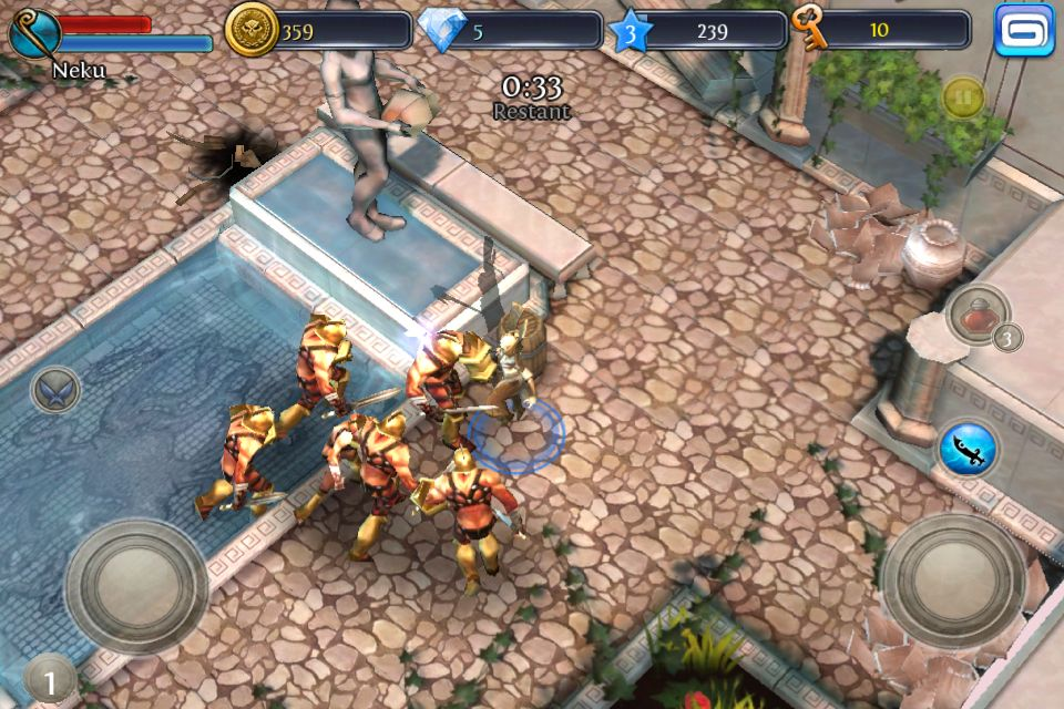 DungeonHunter3 iPhone Test 002