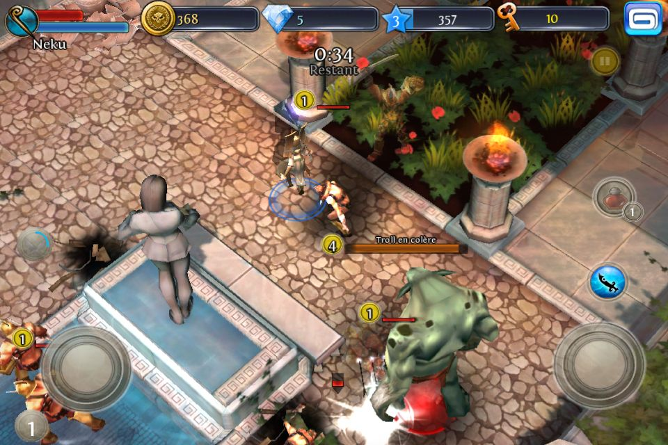 DungeonHunter3 iPhone Test 006