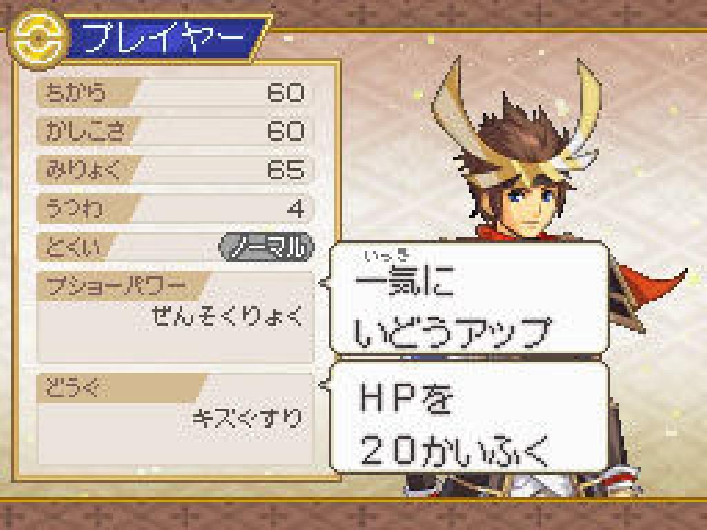 PokemonConquest DS Editeur 005