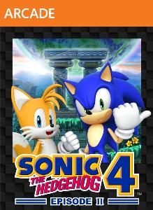 SonictheHedgehog4EpisodeII XBLA Jaquette 001