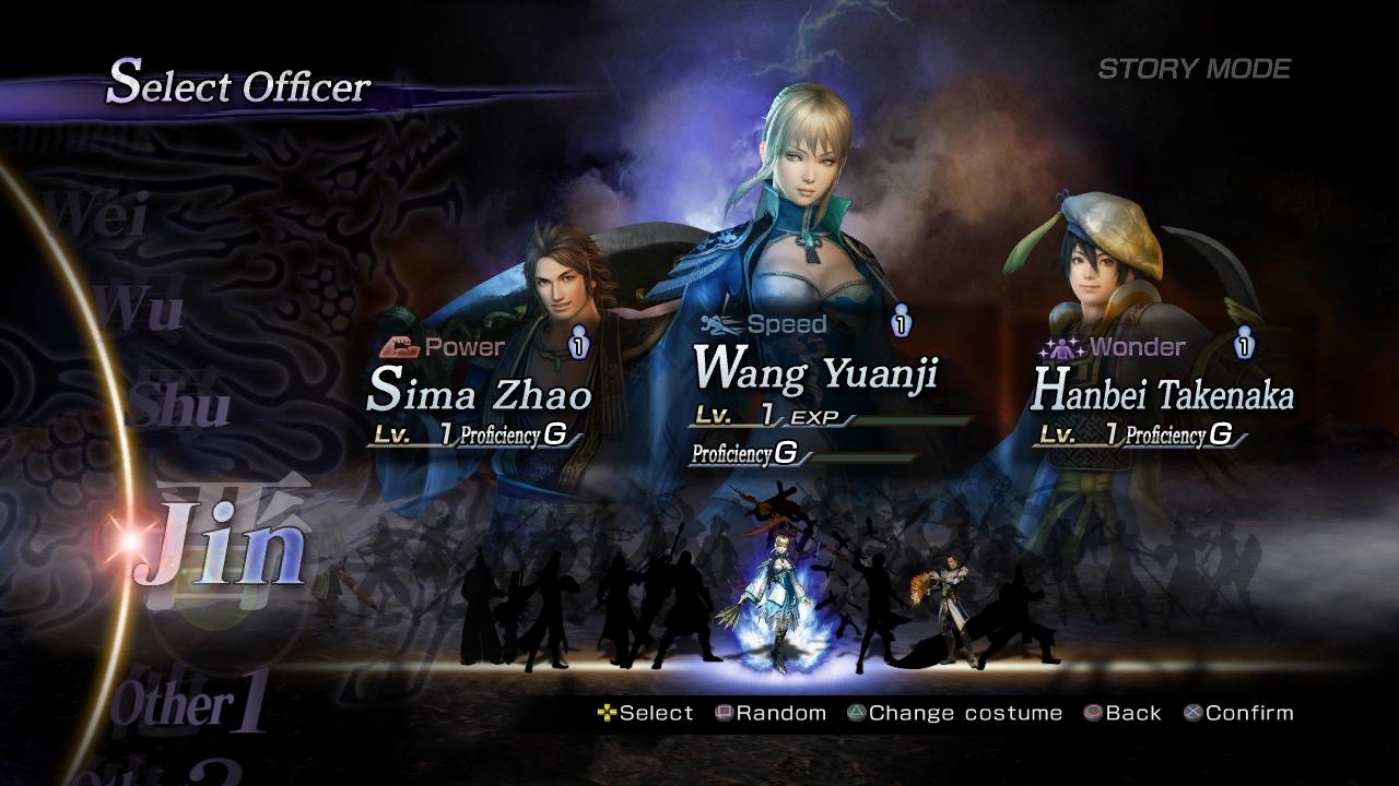 WarriorsOrochi3 360 Editeur 014