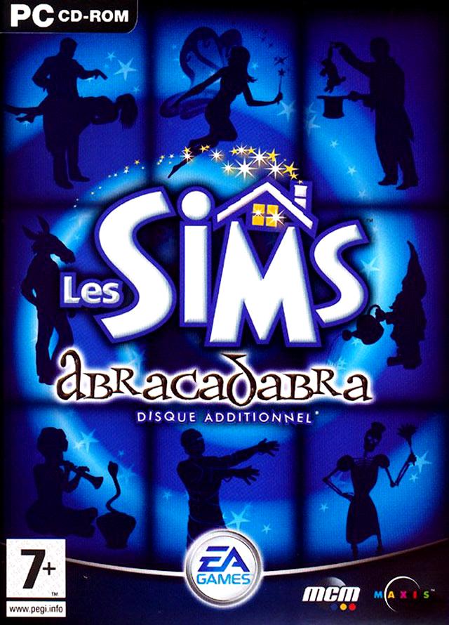 LesSims-Abracadabra PC Jaquette 001