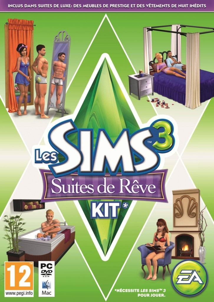 LesSims3-SuitesdeReve Multi Jaquette 001