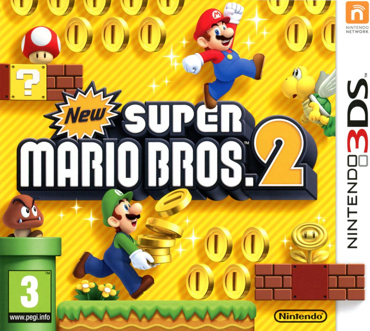 NewSuperMarioBros.2 3DS Jaquette 002
