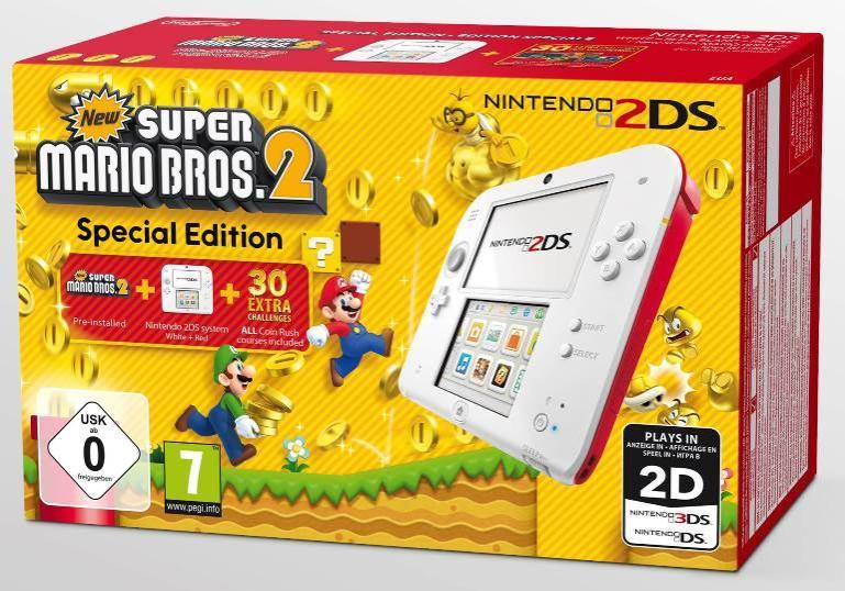 Pack2DS NSMB2 Special Edition