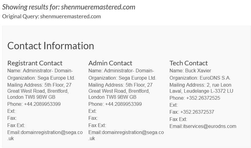 Shenmue DC Div 003
