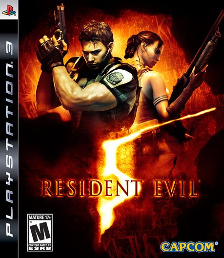 RE5 PS3 USA