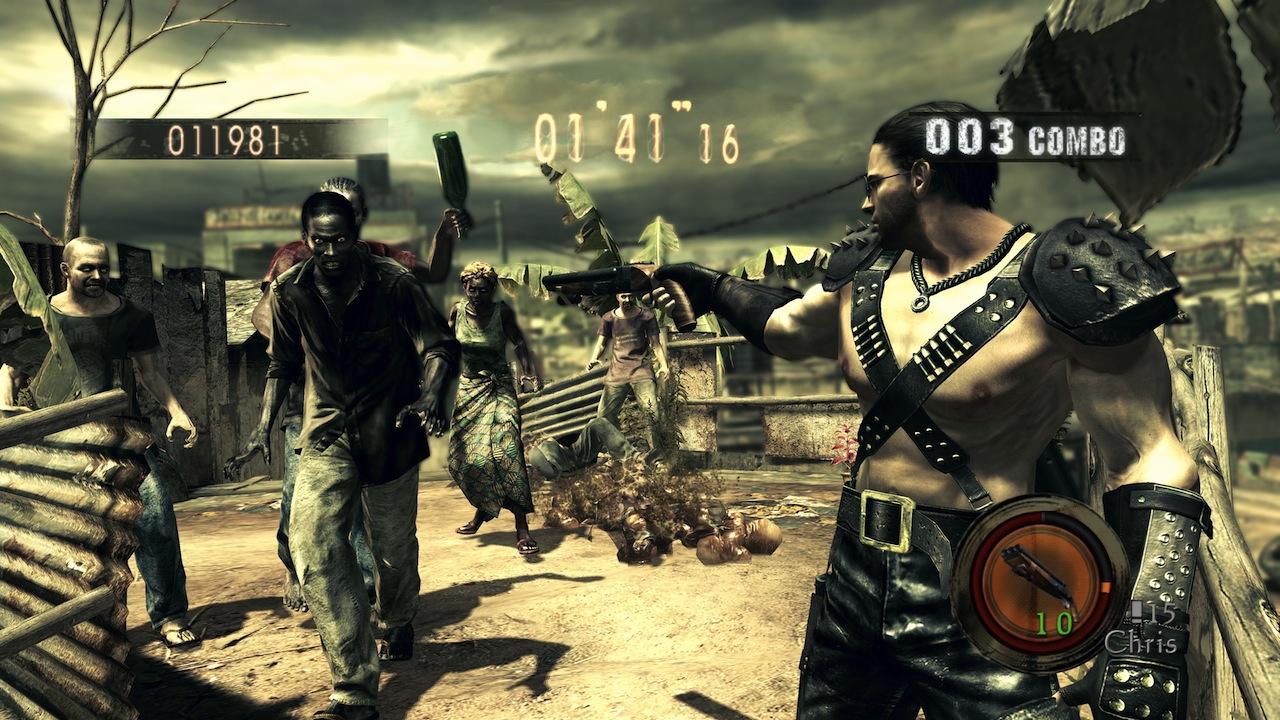 ResidentEvil5 MercenariesReunion 001
