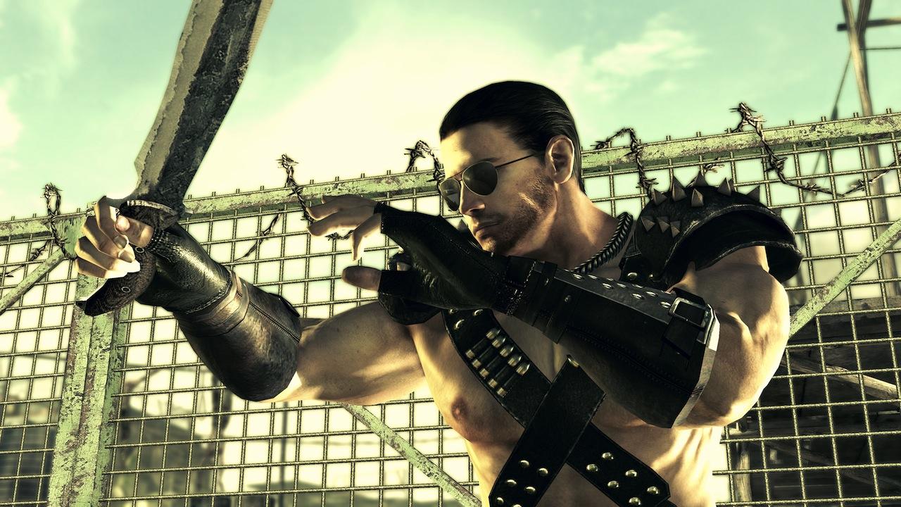 ResidentEvil5 MercenariesReunion 002