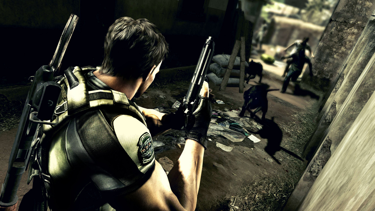 ResidentEvil5 Multi Editeur 026