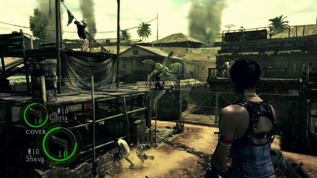 ResidentEvil5 Multi Editeur 110