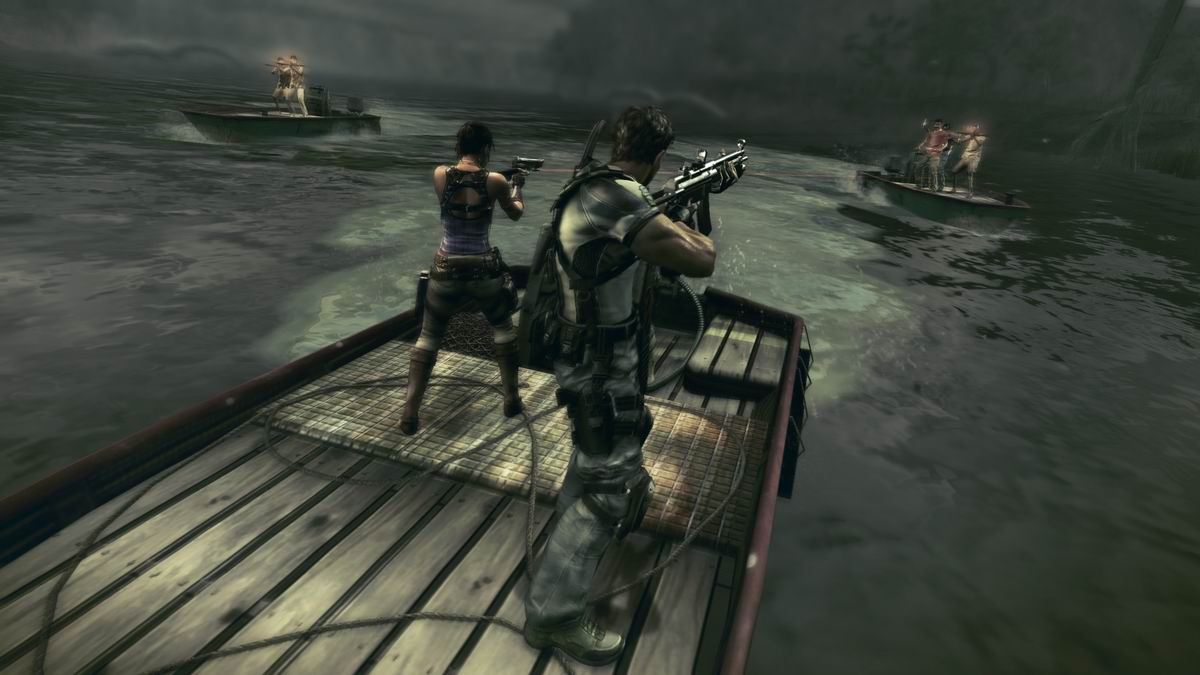 ResidentEvil5 Multi Editeur 137
