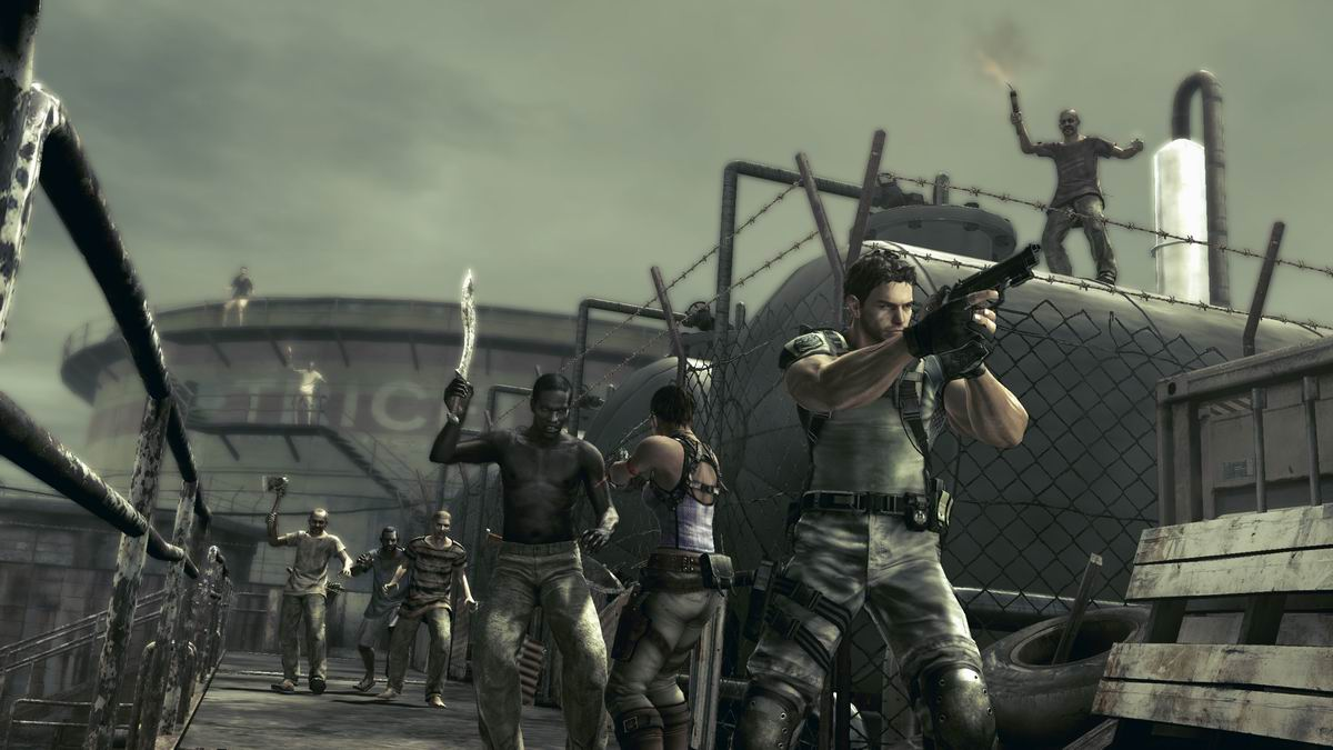 ResidentEvil5 Multi Editeur 141