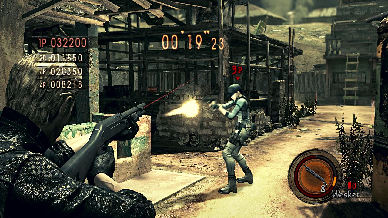 ResidentEvil5 Versus multi Ed001