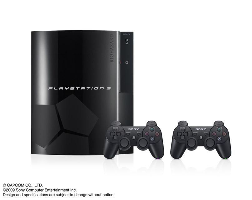 Resident evil 5 consolePS3