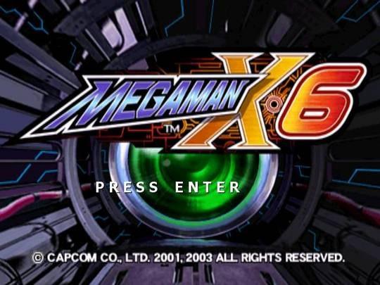 MegaManX6 PC Editeur 009