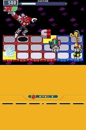 MegaManBattleNetwork5 DS Editeur 013