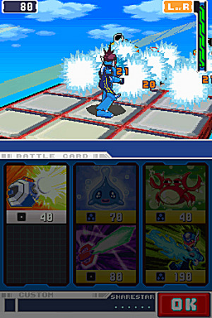 MegaManStarForceDragon DS Editeur 004