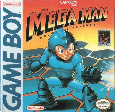 MegaMan-Dr.Wily-sRevenge GB Jaquette 001