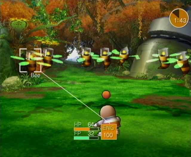 Opoona Wii Editeur 091