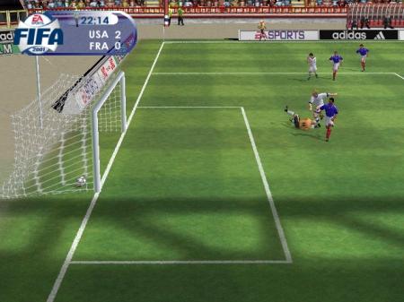 FIFA2001 PS Editeur 004