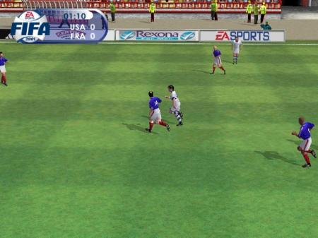 FIFA2001 PS Editeur 008