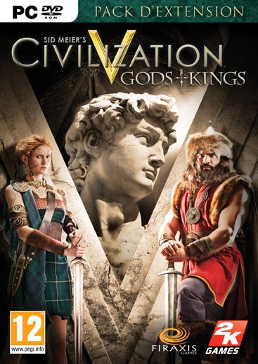 Sid Meier's Civilization V : Gods & Kings