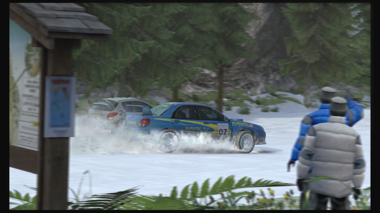 SEGA Rally PS3 editeur 018