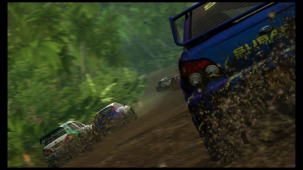 SEGA Rally PS3 editeur 020