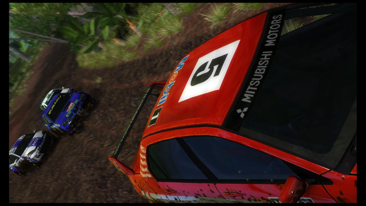 SEGA Rally PS3 editeur 021