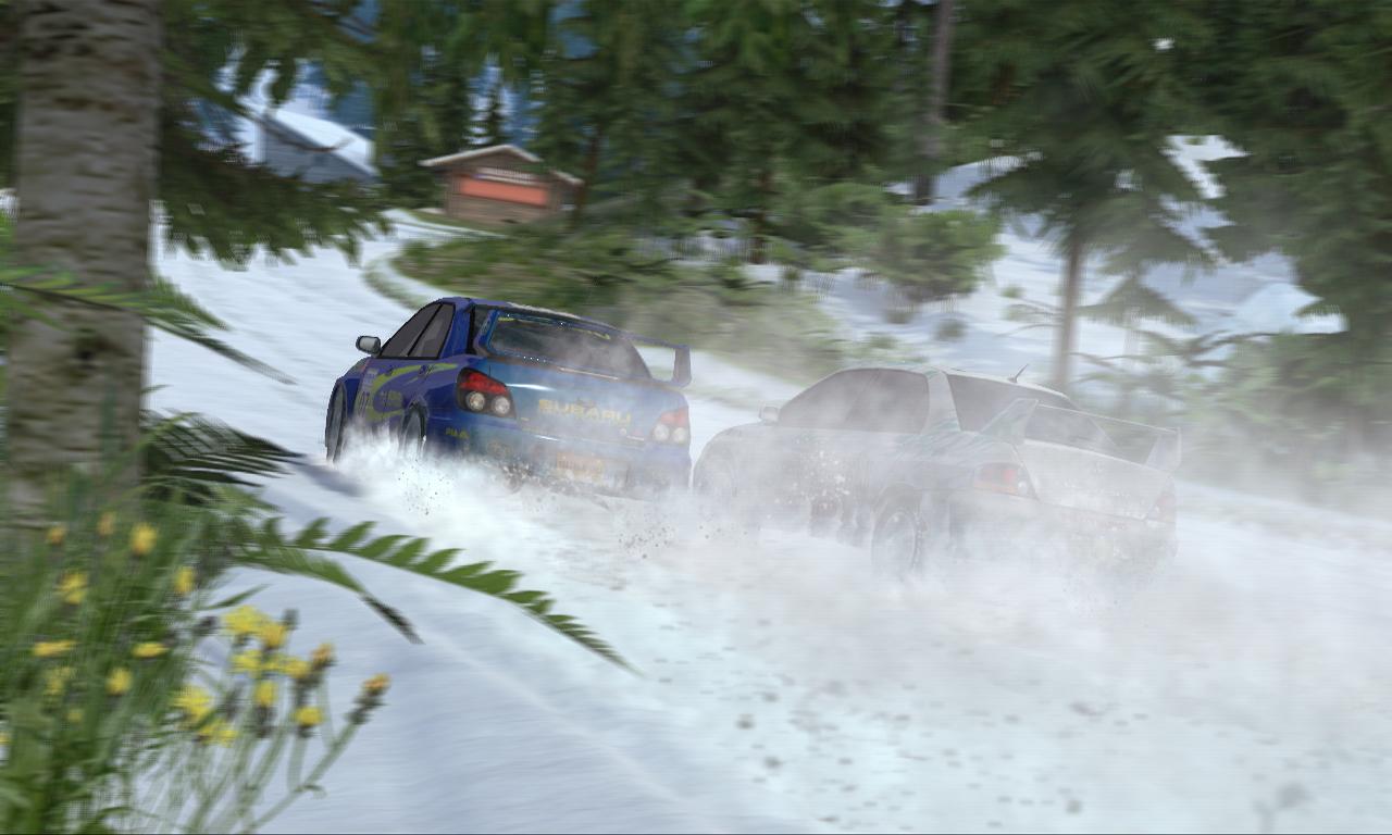 SEGA Rally X360 editeur 002